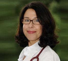 Ihre Hausärztin DR. KARIN WEBER Fachärztin für Allgemeinmedizin